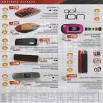 SonicGear Speaker Go Ion 1 2 3 300 800 Dazzle 500 900 Torch