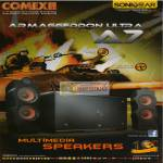SonicGear Speakers Armaggeddon Ultra A7 Speakers