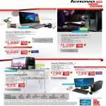 Desktop PC IdeaCentre B520 K330 H420 H330