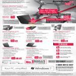 Notebooks Desktop PC Ideapad Z370 H330 G470 IdeaCentre B320 ThinkPad Edge E420 B470