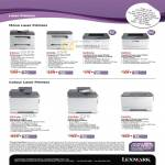 Printers Laser X204n X203n E260dn E260d X544dn X543dn C540n