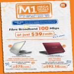 Fibre Broadband 100Mbps Toshiba Satellite E300 Portege R830