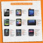 Phones Samsung Galaxy Ace S Super Clear LCD HTC Wildfire S Desire S Sony Ericsson Xperia Mini Pro Nokia E6 N8 BlackBerry Curve 3G
