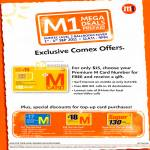 Prepaid M Card Number Top Up Card
