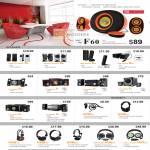 Sensonic Speakers USB Headset Wireless F60 S23 S25 S28 S30 F6 F5 F4 F30 F7 FS HVW124 VHW150 HVW180 HVW190 HVW200 HVU250 HVX220
