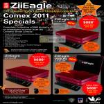 ZiiEagle HD Vision Celestial Shaw Library Movie Media Player Creative Vue Networks