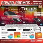 Hardware Mouse Keyboard Software Touch Arc Explorer Comfort Curve 3000 Wireless Desktop 2000 LifeCam Studio HD-3000 Office 2010 Windows 7 Home