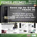 Xbox 360 Console Trade In Gears Of Ware 3 Kinect 4GB 250GB Sensor Games