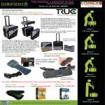 Balanzza Digital Luggage Scale Truco Travel Utility Carry On Erzo BZ200 Mini BZ400 Strapz Harnez