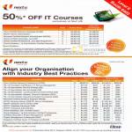 NTUC Nextu Training CCNA MCITP MCSA Oracle Java Database Cisco ITIL V3 MCTS MCITP PMP SCGP CAPM