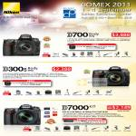 Digital Cameras DSLR D700 Body Only D300s D7000 Kit