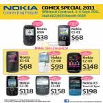 Phones 1616 C1-01 X1-01 Dual Sim C2-00 C2-03 C2-01 C3-00 X3 Touch And Type