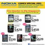 Nokia Smartphones Mobile Phones C5-03 E5 E6 C7 N8 X7 E7