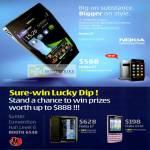 Smartphones X7 E7 X3-02