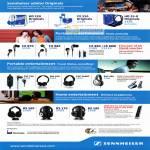Sennheiser Adidas Earphones HD 220 CX 310 HD 25-II 870 980 880 880i CXC 700 MM 450 PXC 360BT 350 RS 160 170 180