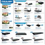 Prolink LCD TV Monitors PRO160W PRO1912W PRO2216TW Routers Device Server USB Wireless Adapter IPCam 3G Print Server