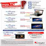 Mio TV Explore Home 50 Acer Aspire 4752G 2674G75Mn Notebook Apple Macbook Air 100 Pro Samsung Galaxy Tab 10.1