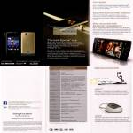 Ericsson Xperia Ray Smartphone Android Specifications