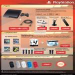 Playstation 3 PS3 320GB Dualshock Wireless Controller Headset Blu-Ray Disc Remote Controller Move Motion Sports Champions Value Pack PSP Portable
