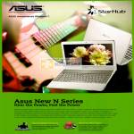 ASUS New N Series Notebook Features