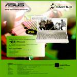 ASUS Notebook N45SF-V2G-VX085V MaxInfinity Premium Plus Fibre Broadband Plan Specifications