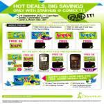 Mobile Prepaid Bundles Samsung E1080 INO F12 Happy Stars