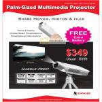 Systems Tech Ranger Palm Size Projector