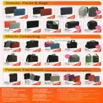 Sleeves Packs Bags Laptop MacBook Massenger Urban Netbook Attache Case Sony Reader Pocket Touch Universal Zippered Trend Pocket