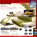 Notebooks Satellite E300 AvantGarde Widi E300-1003U