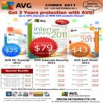 AVG Anti-Virus Internet Security PC TuneUp 2011 Business Edition