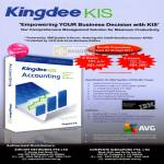 Kingdee KIS Accounting IBM System X3100 M3 Tower AVG