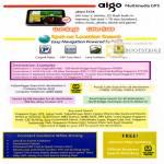Aigo Multimedia GPS ANavi F478 AGIS