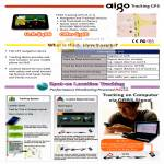 Aigo Tracking GPS F490 Location Tracking AGIS Features GPRS