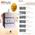 Brik Audio Mini Hi-Fi System