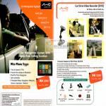 Mio Moov S550 GPS Navigation Car Drive Video Recorder DVR MiVue 128 DVR
