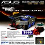 ASUS Desktop PC Dragon Nest