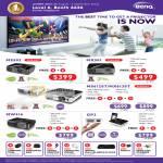 BenQ Projectors MS502, MX501, MW516, GP2, MS612ST, MX613ST
