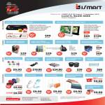 External Storage ISmart Media Player, Accessories Digital Photo Frame, Adapter, Mouse, Keyboard, IPad Cover