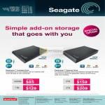 Seagate External Storage Expansion