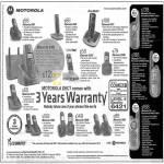 Motorola Phones C601 D501 D511 O101 S1201 D1001 C401 C402 D1002 C602, Walkie Talkie T6 T7 T8