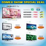 Samsung Smart TV Series 6 40ES6800, 46ES6800, 55ES6800, 32EH4003, 32EH4500, 39EH5003, 40EH5306