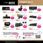 Altec Lansing Docking Station Speakers IMT702, M102, T612, M302AA, M402SR, IMT620, MP450, IMT630, IMT800