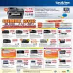 Inkjet Printers DCP-J140W, MFC-J430W J625DW J825DW J6910DW J6710DW J725DW, Laser MFC-7860DW, HL-2240D 2270DW 3040CN 3070CW, 9320CW