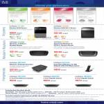 Routers E1200, E2500, X2000 ADSL Modem Router, X3000 ADSL2, RE1000 Range Extender, AE3000 USB Adapter, Switch SE1500, SE2500, SE2800