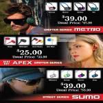 Metro Headsets, Apex Drifter Series, Street Series Sumo
