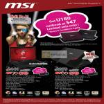 MSI Notebooks GE70 0ND, GE60 0ND