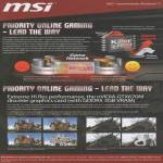 MSI Notebooks GT60 GT70 Features, Discrete Graphics Card