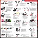 Earphones Aurvana In-Ear X-Fi Live Air, HN-900, HS-930i, Draco HS-850, HS-660i2, Headphones HQ-1600, HS-730i Junior HS-430, HQ-1450, EP 3NC, HS-330