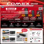 Sound Blaster Axx SBX 20 10 8 Speakers, Bundle Deals, Purchase With Purchase