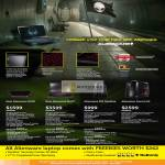 Direct Notebooks Alienware M14X M17X, X51 Desktop PC, Aurora R4 Desktop PC
